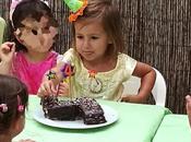 celebración cuarto cumpleaños: menos