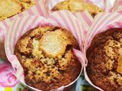 Muffins plátano café chips chocolate
