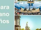 Ideas para verano niños. destinos favoritos.