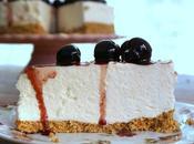 Cheesecake fácil hornear