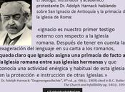 Teólogo protestante admite primacía Roma Iglesia primitiva.