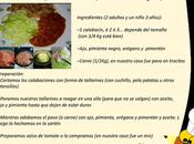 Tallarines calabacín #CocinandoConPapi