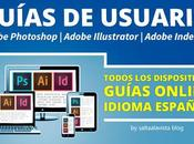 Guías Usuario Online Español Photoshop, Illustrator Indesign