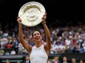 Garbiñe Muguruza campeona Wimbledon 2017