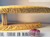 Tutorial: forrar manguero Tabletop ironing board cover tutorial