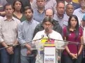 VENEZUELA: Anuncian paro cívico nacional horas