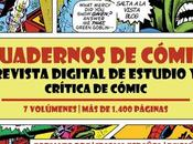 CuCo Revista Digital Estudio Crítica Cómic Volúmenes)