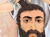 Cuidado cabello hombre romano.