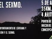 Reconocimiento recorrido Concepción-Sexmo