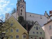 Fachadas Fussen. Alemania