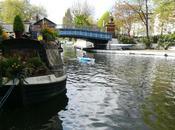Regent's Canal, paseo Londres veneciano