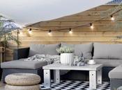Decotips para decorar terraza estilo escandinavo