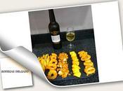 Surtido frituras pescado aperitivo brandada bacalao