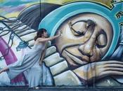 Bodypaint camuflaje graffiti