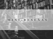 Mini-reseñas