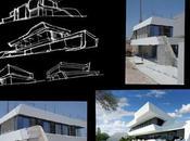 Nuevas imágenes obra proyecto vivienda unifamiliar diseñado a-cero costa mediterránea
