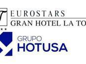Eurostars Gran Hotel Toja acoge Gala solidaria Grupo Hotusa beneficio AECC
