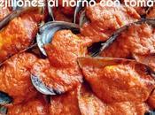 Mejillones horno tomate