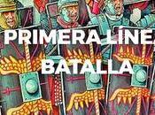 primera línea batalla