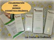 Colaboración con... BIOMED (Cosmética orgánica)