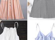 Summer wishlist: vestidos chifon