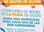 Primer concurso selfies playa gijon