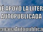 apoyo tanto literatura autopublicada #SemanaAutopublicados