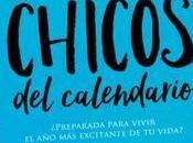 Reseña: chicos calendario: agosto, septiembre octubre Candela Ríos