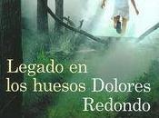 novela Dolores Redondo quizás conocías