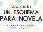 Cómo escribir esquema para novela