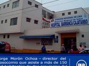Siguen escándalos sector Salud región Lima: ESTAFAN PROVEEDORES HOSPITAL BARRANCA CAJATAMBO…