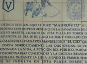 "Azulejo toro ""Madroñito""..."