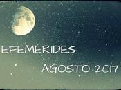 Efemérides Agosto 2017