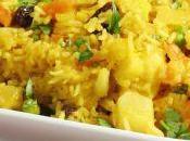 Tres recetas arroz basmati