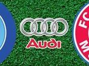 Napoli Bayern Munich VIVO Internet Agosto 2017