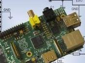 Raspberry measurement electronics
