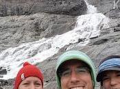 Senderismo yoho: glacier falls