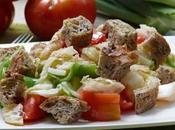 Típica ensalada payesa Formentera