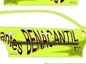 Diseño Vinilos para coche Equipo Lubricantes Benacantil