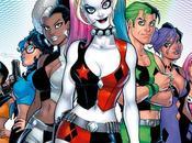 Harley Quinn banda Harleys