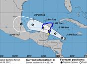 """tormenta tropical """"Franklin"""" cerca nacer Caribe"""