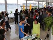 Gala solidaria beneficio AECC reúne personas Eurostars Gran Hotel Toja
