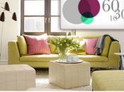 regla 60/30/10 Colores decoración