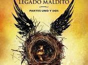 """Harry Potter legado maldito"" J.K. Rowling"