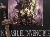 NAGASH, INVENCIBLE. Mike