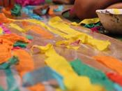 """Niños aprendieron forma divertida sobre obra """"Cortezas"""""""