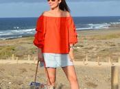 shoulder blouse outfit
