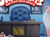 Captain Underpants: First Epic Movie
