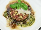 Receta tartar tomate pesto (ensalada tomate)