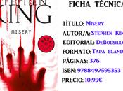 Reseña: Misery, Stephen King